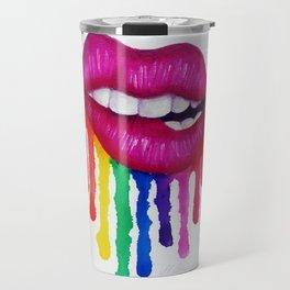 Taste the Rainbow Travel Mug
