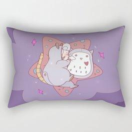 Opal Sleeping Rectangular Pillow