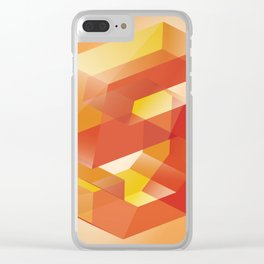 Jell-o Nº5 Clear iPhone Case