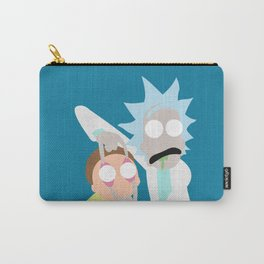 Rick & Morty Carry-All Pouch