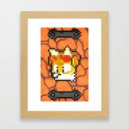 Tails Prower : Sonic Boom Framed Art Print