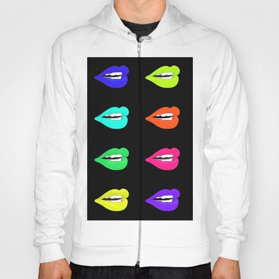 Lips Hoody