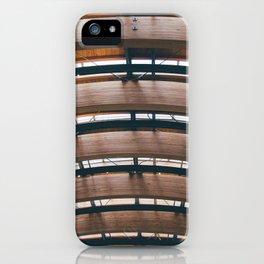 Beams iPhone Case