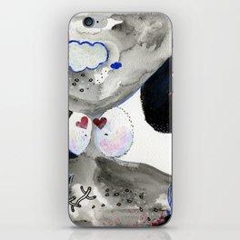 Last kiss iPhone Skin