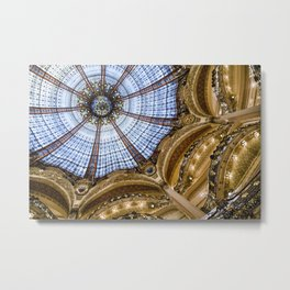 The Galleries Metal Print