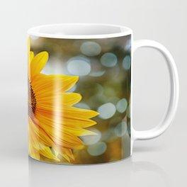 Radiant Sunflower Coffee Mug