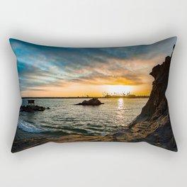 Simple Sunday - Pirates Cove Rectangular Pillow