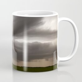 Shelf Clouds Coffee Mug