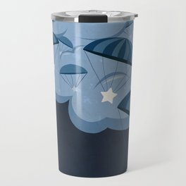 Chuting Stars Travel Mug