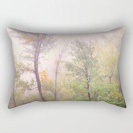 """""""Misty forest"""". Autumn dreams Rectangular Pillow"""