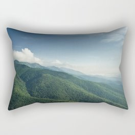 Mt Mitchell Rectangular Pillow