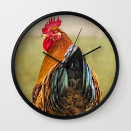 Henparty Does My Bum Look Big In This? Wall Clock