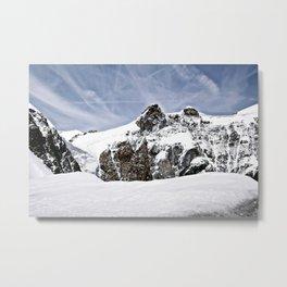 Alpine Journey Metal Print