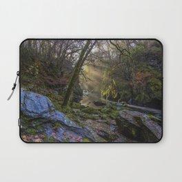 Magical Fairy Glen Laptop Sleeve