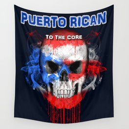 To The Core Collection: Puerto Rico Wall Tapestry