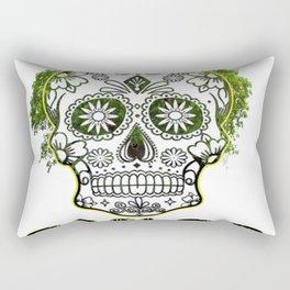 Cinco Green Rectangular Pillow