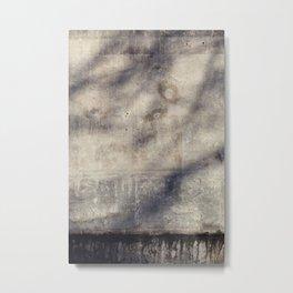 Alex Malyon Texture wall Metal Print