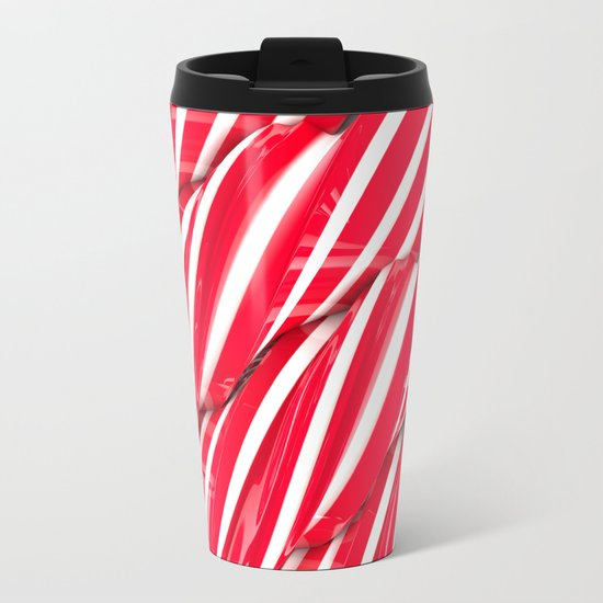 Sugar Surface Metal Travel Mug
