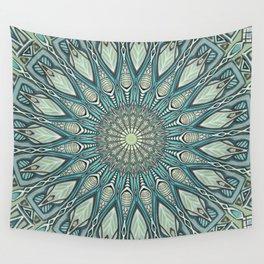 Eye of the Needle Mandala Art Wall Tapestry