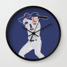 KRIS BRYANT Wall Clock