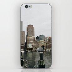 The City In November iPhone & iPod Skin