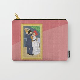 Dance in the country by Renoir Carry-All Pouch
