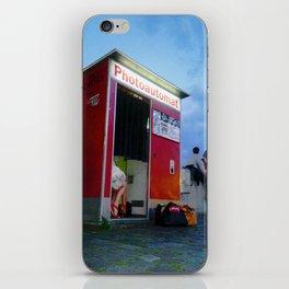 PHOTOAUTOMAT iPhone Skin