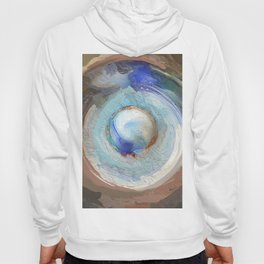 Abstract Mandala 313 Hoody
