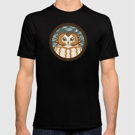 Northern Saw-whet Owl T-shirt