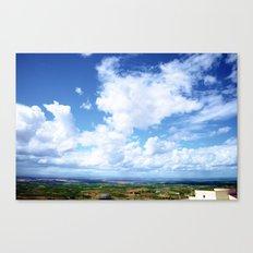 September's Impressions Canvas Print