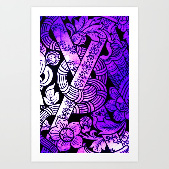 THAILAND PATTERN 1 - For IPhone -  Art Print
