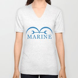 marine Unisex V-Neck