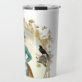Mr Fox Travel Mug