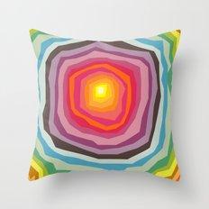 Core II Throw Pillow