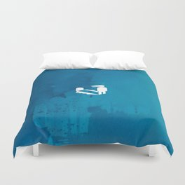 Quick revive Duvet Cover