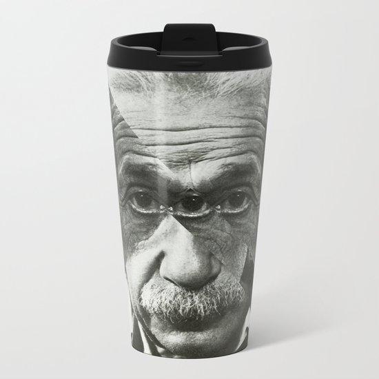 Albert E Mix 1 Metal Travel Mug