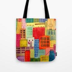 une ville à moi Tote Bag