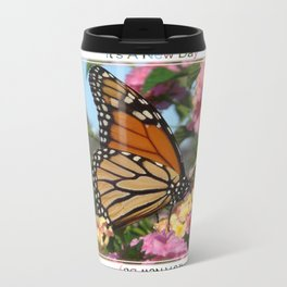 It's A New Day! Travel Mug