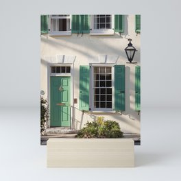 St. Michael's Alley Mini Art Print