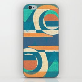 Mountains and Waves iPhone Skin