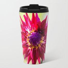 Dahlia / In The Garden / 7 Travel Mug