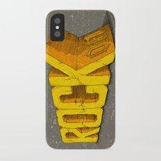 Rock On iPhone X Slim Case