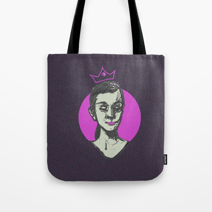 Self Made Queen Tote Bag
