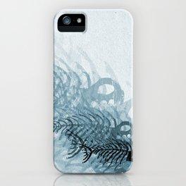 Fish And Bones iPhone Case