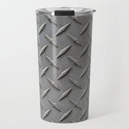 Steel, Fashion Textures Travel Mug