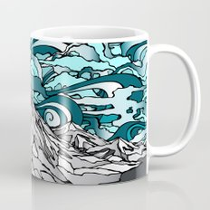 Turquoise Sky Mug