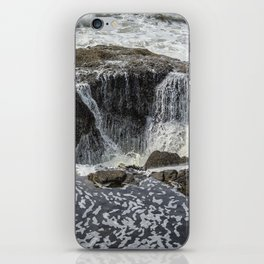 Thor's Well, No. 3 iPhone Skin