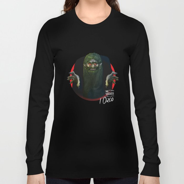 l'Orco Long Sleeve T-shirt