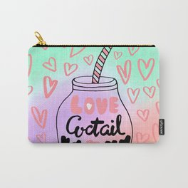 Drink me Carry-All Pouch