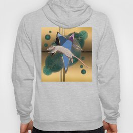 Jumping Mouse Hoody
